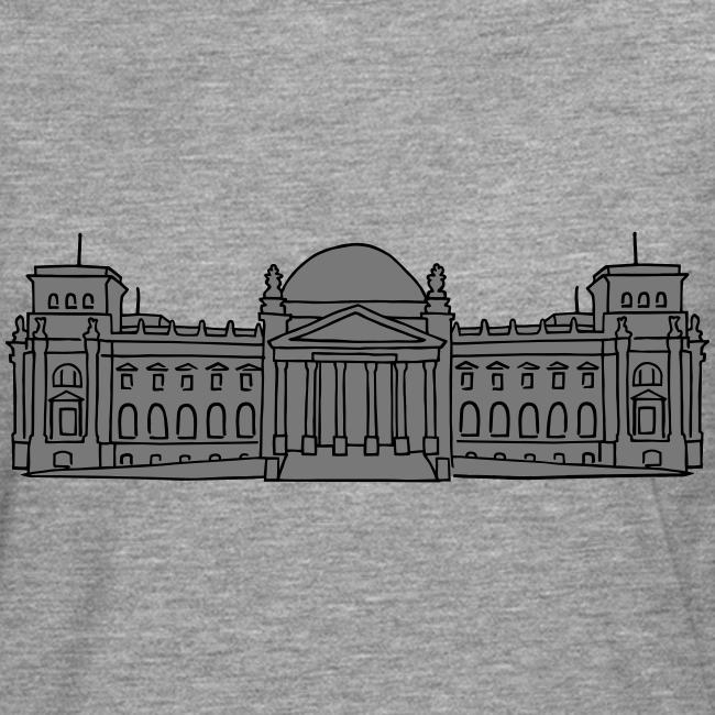 Reichstagsgebäude in Berlin