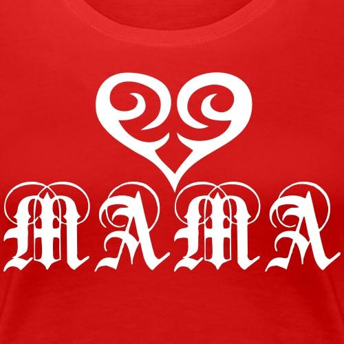 25 Liebe Mama Herz Geschenk
