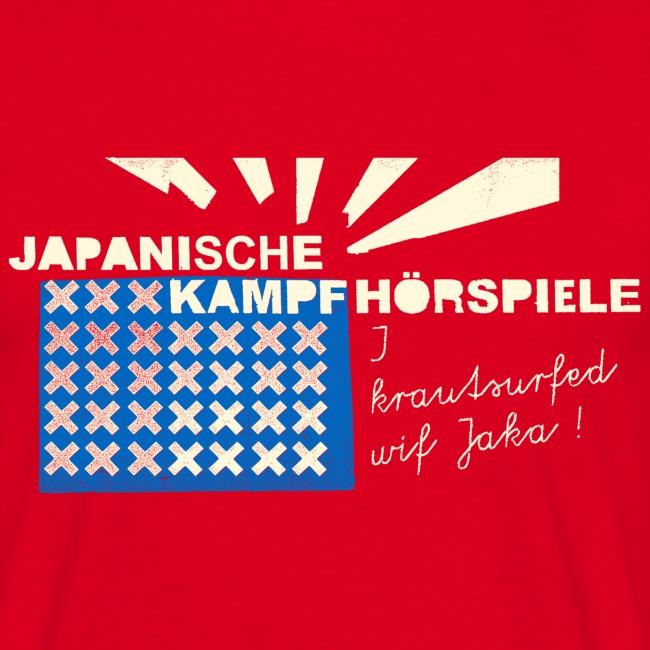 JAPANISCHE KAMPFHÖRSPIELE - I krautsurfed wif JAKA