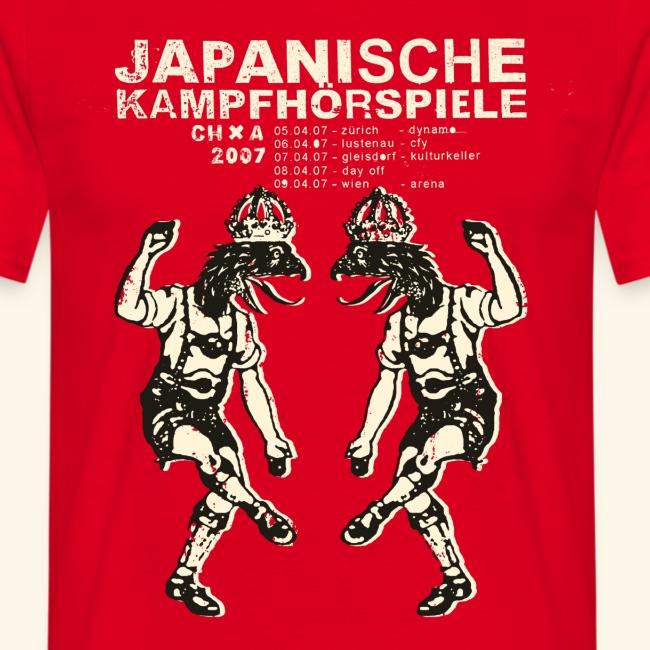 JAPANISCHE KAMPFHÖRSPIELE - Ösitour
