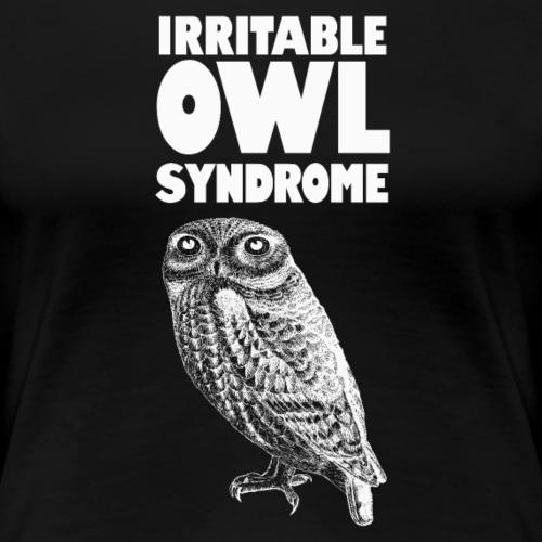 Irritable Owl. Funny pun