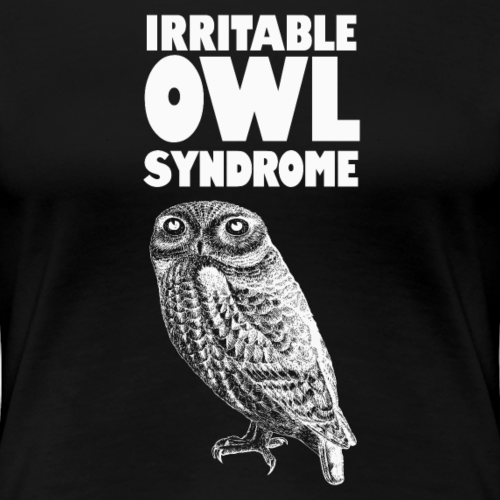 Irritable Owl. Funny pun