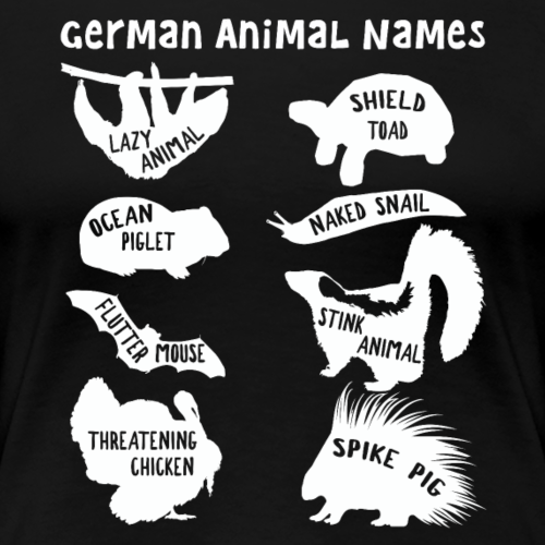 German Animal Names