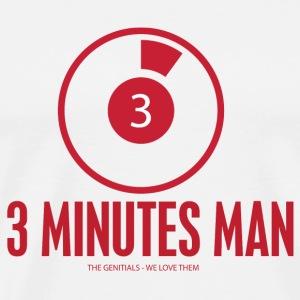 3 MINTUTES MAN