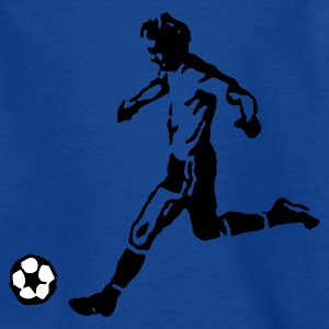 Fussball - Teenager T-Shirt
