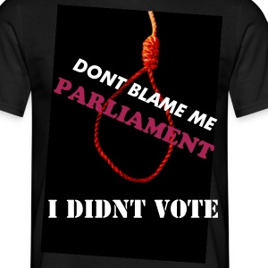 UK ELECTIONS - Men's T-Shirt