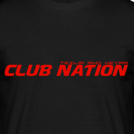 Design ~ Club Nation Mens Black