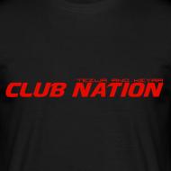 Design ~ Club Nation Mens Black