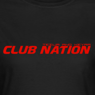 Design ~ Club Nation Womens Black