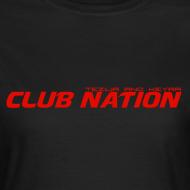 Design ~ Club Nation Womens Black