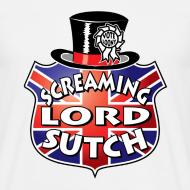 Design ~ Screaming Lord Sutch - Men's
