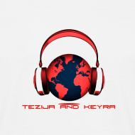 Design ~ Tezija & Keyra Mens Headphones