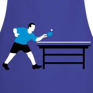 table_tennis_a_3c Fartuchy - Fartuch kuchenny