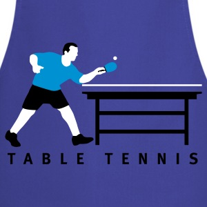 table_tennis_b_3c Fartuchy - Fartuch kuchenny