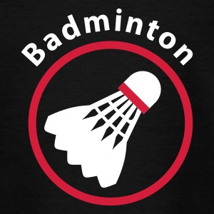 Black badminton_verein_b_2c Kids' Shirts - Teenage T-shirt
