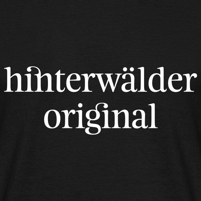 Hinterwälder - T-Shirt