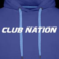 Design ~ CNR Hoodie Blue