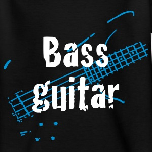 Black basser_2c Kids' Shirts - Teenage T-shirt