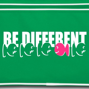 Be Different bag - Retro Tasche