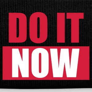 Schwarz DO IT Now - eushirt.com Caps & Mützen - Vintermössa