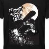 Moon Flip - Blk Ed - Teenage T-shirt