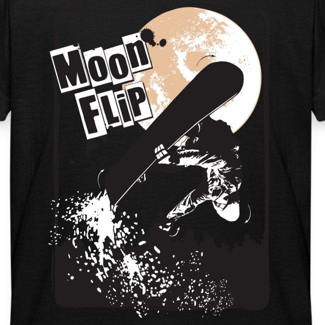 Moon Flip - Blk Ed