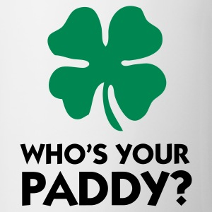 White Who's Your Paddy? 2 (2c) Mugs  - Mug