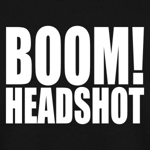 Sort BOOM headshot Sweatshirts - Herre sweater