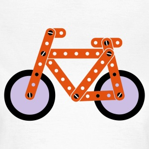 Bike Model T-Shirts - Frauen T-Shirt