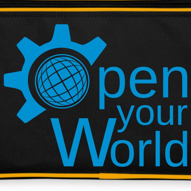 Open Your World - Retro Bag