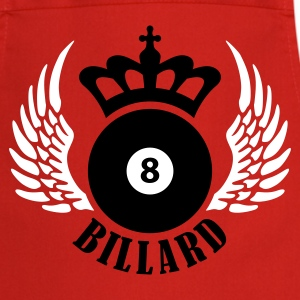 billard_eight_2c  Aprons - Cooking Apron