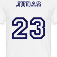 Design ~ Judas T-Shirt