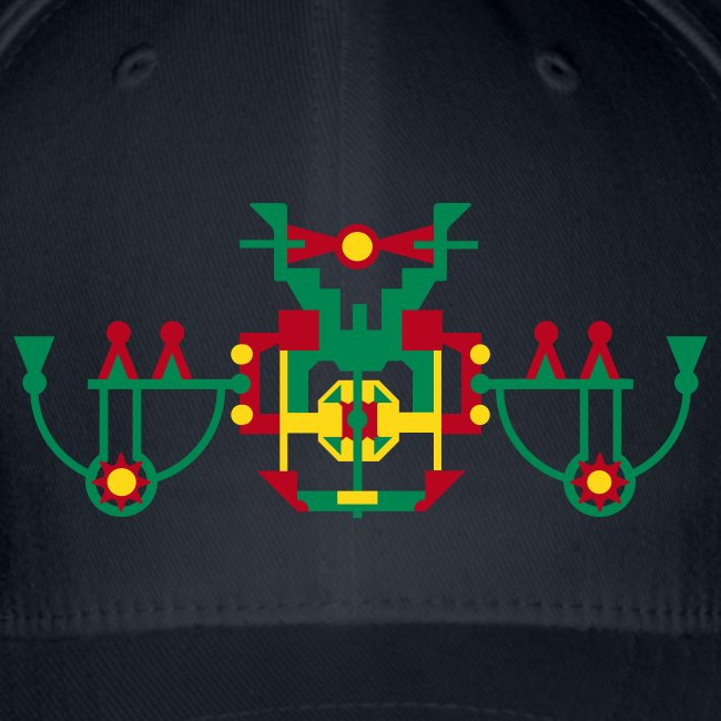 pet symmetrisch figuur