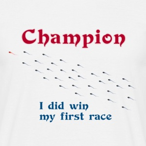 Champion  - Herre-T-shirt