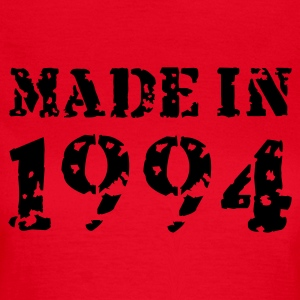 Rot Made in 1994 T-Shirts - Frauen T-Shirt