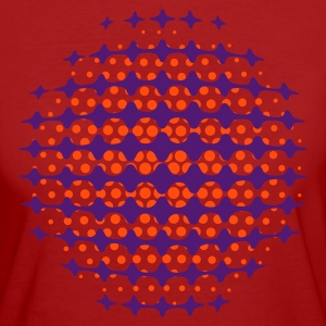 FUNKY DISCO SPACE SUPERNOVA (EU) - Women's Organic T-shirt