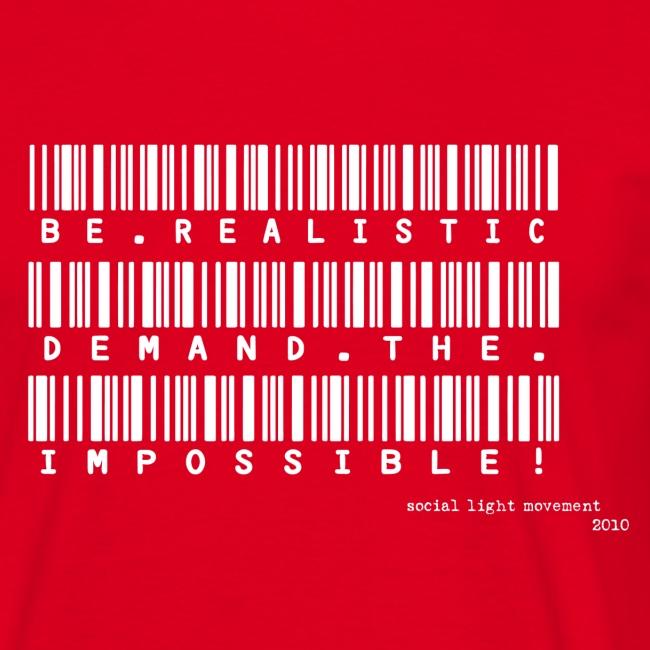 SLM - impossible bar code (mens classic)