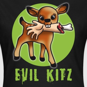 killer__evil_green T-shirts - T-shirt dam