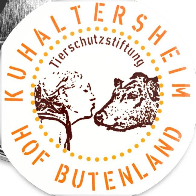 """25mm Buttons """"Hof Butenland"""""""