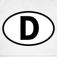 Motiv ~ Fussball Deutschland Caps & Mützen