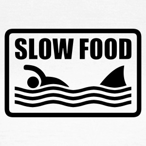 slow food T-Shirts - Frauen T-Shirt