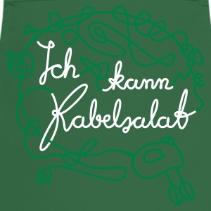 Green Kabelsalat  Aprons - Cooking Apron