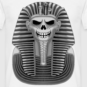 Pharaon Skull - Men's T-Shirt