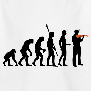 White evolution_geiger_2c Kids' Shirts - Teenage T-shirt