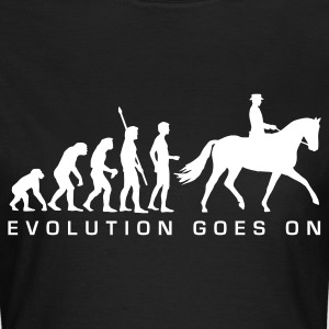 Black evolution_reiter_b Women's T-Shirts - Women's T-Shirt