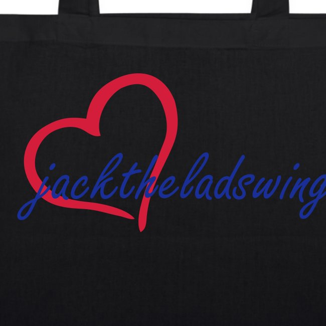 jack the lad swing shopping bag