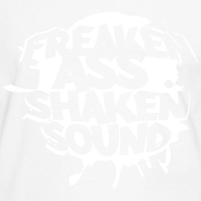 Freaken Ass Shaken Footbalshirt red/white