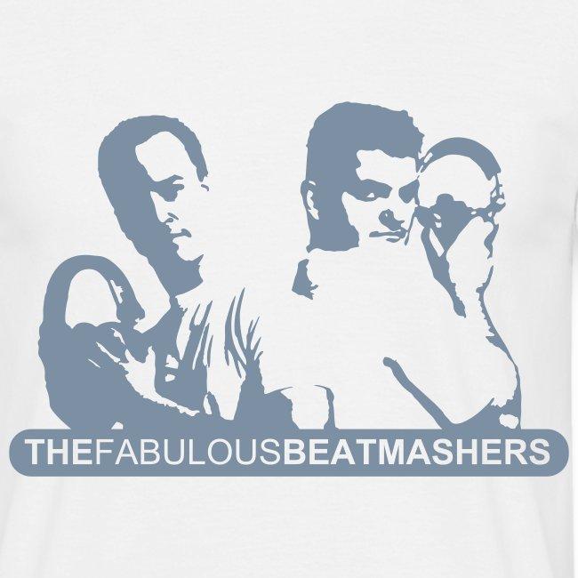 Fabulous Beatmashers Classic Shirt - white