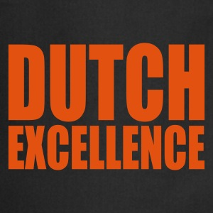 Noir Dutch Excellence Tabliers - Tablier de cuisine
