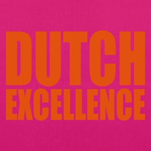 Black Dutch Excellence Bags  - EarthPositive Tote Bag